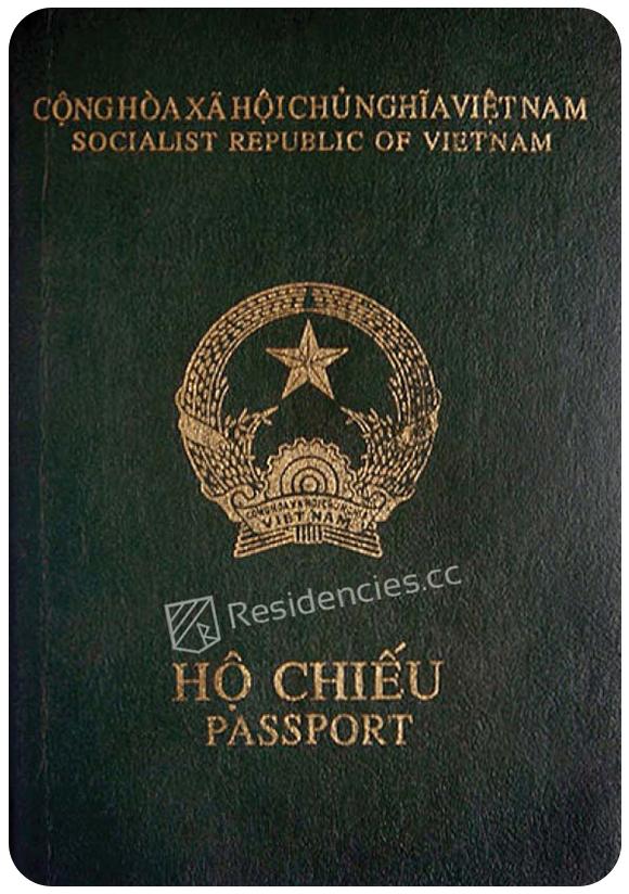 Passport of Viet Nam, henley passport index, arton capital's passport index 2020
