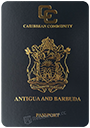 Passport index / rank of Antigua and Barbuda 2020