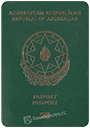 Passport index / rank of Azerbaijan 2020