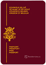 Passport of Belgium