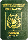 Passport index / rank of Burkina Faso 2020