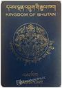 Passport index / rank of Bhutan 2020