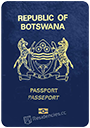 Passport of Botswana