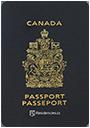 Passport index / rank of Canada 2020