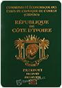 科特迪瓦(Cote d'Ivoire (Ivory Coast))护照申请计划