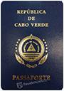 Passport index / rank of Cape Verde 2020