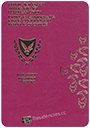 Passport of Cyprus