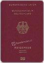 Passport index / rank of Germany 2020