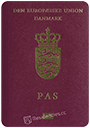 Passport index / rank of Denmark 2020