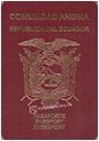 Passport index / rank of Ecuador 2020