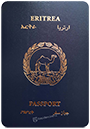 Passport of Eritrea