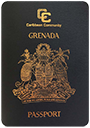 Passport index / rank of Grenada 2020