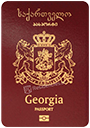 Passport of Georgia