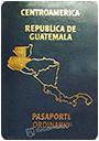 Passport index / rank of Guatemala 2020