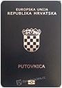 Passport index / rank of Croatia 2020