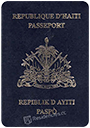 Passport index / rank of Haiti 2020