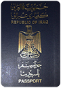 Passport of Iraq