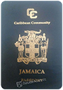 Passport of Jamaica