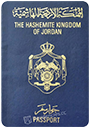 Passport of Jordan