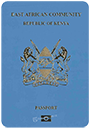 Passport of Kenya