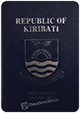 Passport of Kiribati