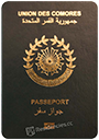 Passport of Comoros