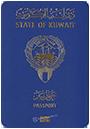 Passport index / rank of Kuwait 2020