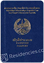 Passport index / rank of Laos 2020
