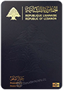 Passport of Lebanon