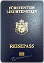 Passport index / rank of Liechtenstein 2020