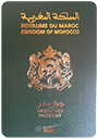 Passport index / rank of Morocco 2020