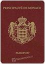 Passport index / rank of Monaco 2020