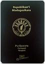 Passport index / rank of Madagascar 2020