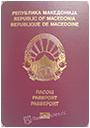 Passport index / rank of North Macedonia 2020