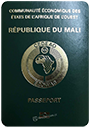 Passport index / rank of Mali 2020