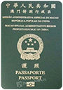 Passport of Macao
