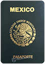 Passport of Mexico