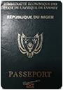 Passport index / rank of Niger 2020