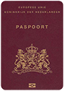 Passport of Netherlands