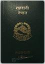 Passport of Nepal