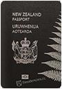 Passport index / rank of New Zealand 2020