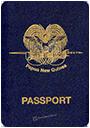 Passport index / rank of Papua New Guinea 2020
