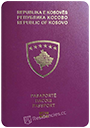 Passport index / rank of Kosovo 2020
