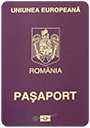 Passport index / rank of Romania 2020