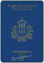 Passport index / rank of San Marino 2020