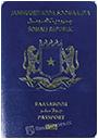 Passport index / rank of Somalia 2020