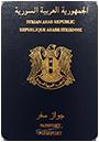Passport index / rank of Syria 2020