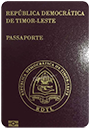 Passport of Timor-Leste
