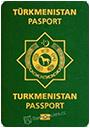 Passport index / rank of Turkmenistan 2020