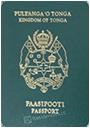 汤加(Tonga)护照申请计划